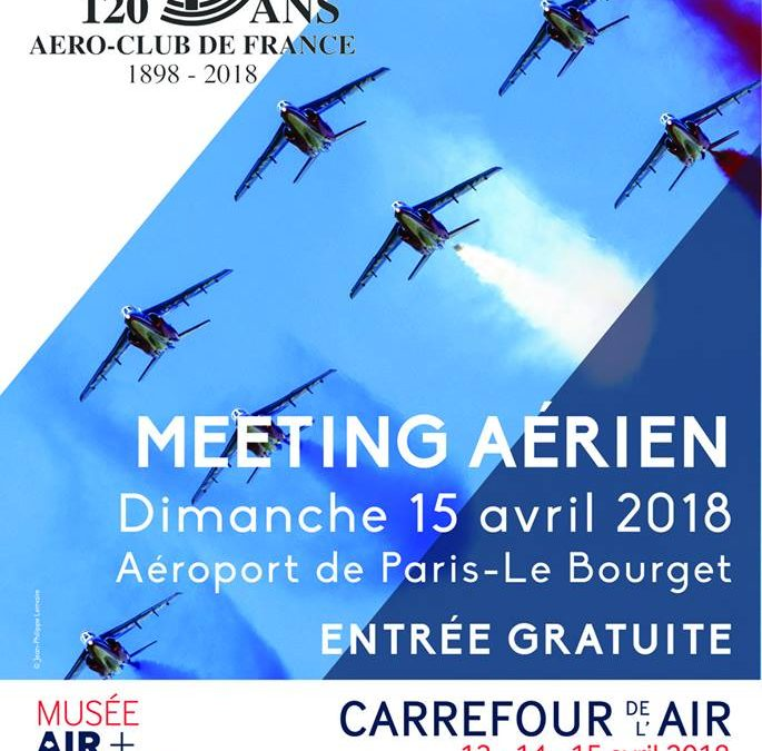 Carrefour de l'air – 15 avril 2018